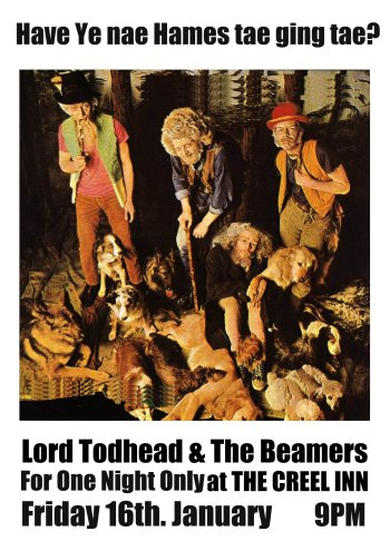 Lord Todhead and the Beamers