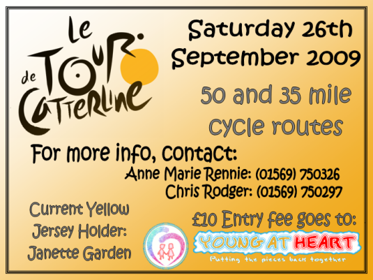 Tour de Catterline